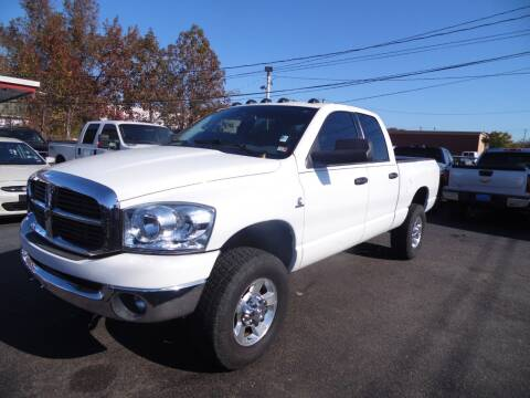 2007 Dodge Ram Pickup 2500 for sale at Surfside Auto Company in Norfolk VA