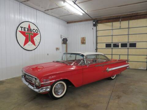 1960 Chevrolet Impala for sale at Gibby's Motorsports in Ebensburg PA