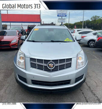 2010 Cadillac SRX for sale at Global Motors 313 in Detroit MI