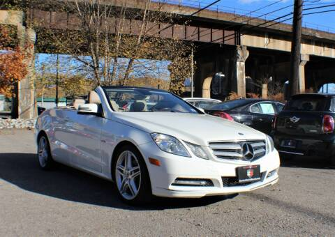 2012 Mercedes-Benz E-Class for sale at Cutuly Auto Sales in Pittsburgh PA