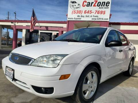 2006 Ford Focus for sale at CarZone in Marysville CA