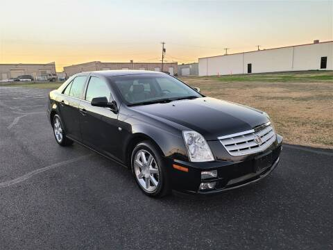 2005 Cadillac STS for sale at Image Auto Sales in Dallas TX