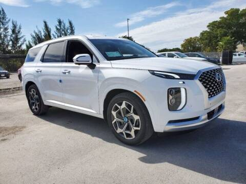 2021 Hyundai Palisade for sale at DORAL HYUNDAI in Doral FL