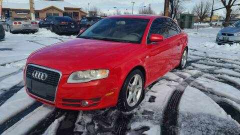 2005 Audi A4 for sale at Silverline Auto Boise in Meridian ID