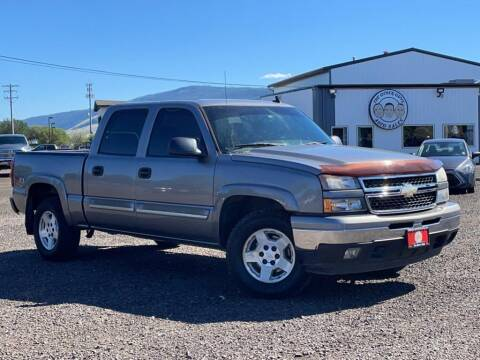 2006 Chevrolet Silverado 1500 for sale at The Other Guys Auto Sales in Island City OR