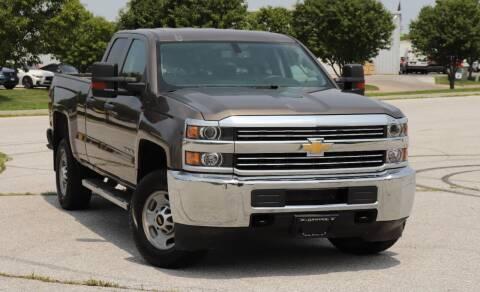 2015 Chevrolet Silverado 2500HD for sale at Big O Auto LLC in Omaha NE