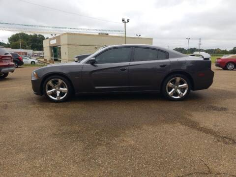2013 Dodge Charger for sale at Frontline Auto Sales in Martin TN