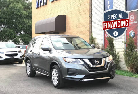 2017 Nissan Rogue for sale at Auto Imports in Houston TX