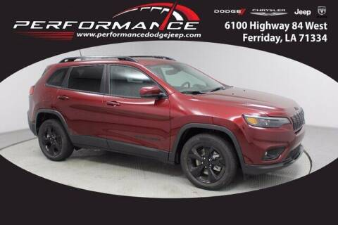 2021 Jeep Cherokee for sale at Auto Group South - Performance Dodge Chrysler Jeep in Ferriday LA