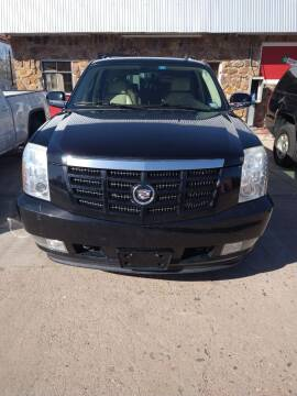 2008 Cadillac Escalade ESV for sale at PYRAMID MOTORS AUTO SALES in Florence CO
