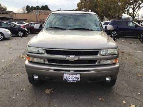 2002 Chevrolet Suburban for sale at Auto Emporium in San Jose CA