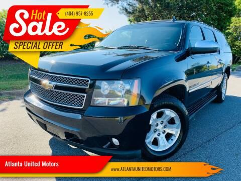 2010 Chevrolet Suburban for sale at Atlanta United Motors in Buford GA