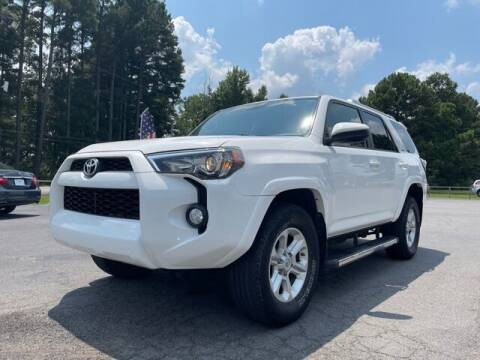 2014 Toyota 4Runner for sale at Airbase Auto Sales in Cabot AR