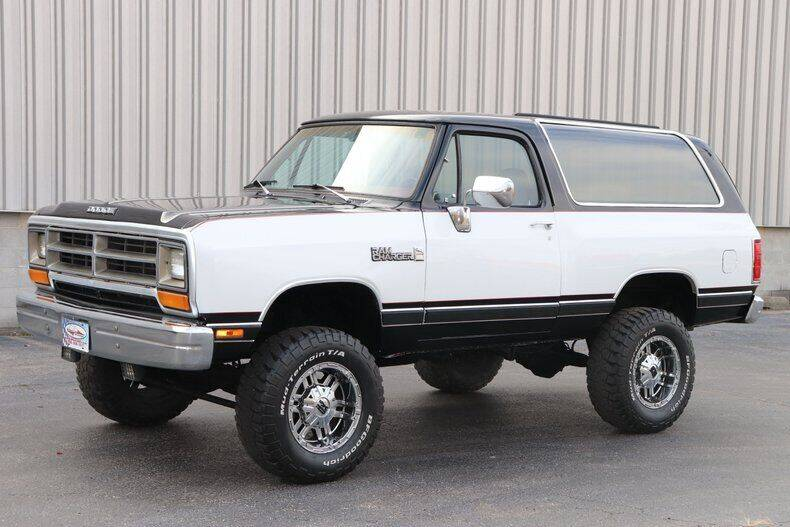 1988 Dodge Ramcharger 100