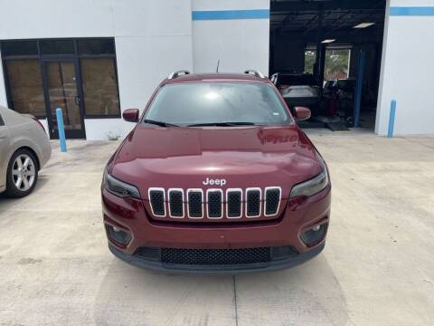 2020 Jeep Cherokee for sale at ETS Autos Inc in Sanford FL