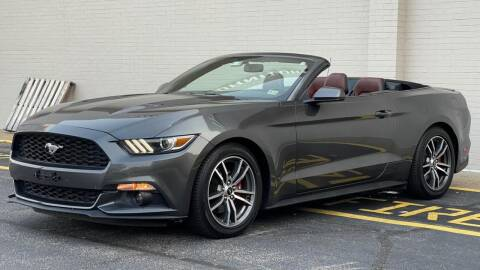 2015 Ford Mustang for sale at Carland Auto Sales INC. in Portsmouth VA