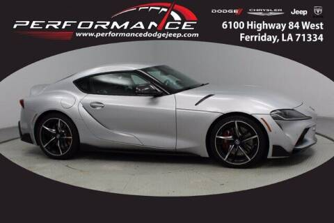 2021 Toyota GR Supra for sale at Performance Dodge Chrysler Jeep in Ferriday LA
