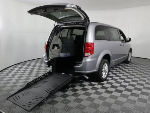 2019 Dodge Grand Caravan for sale at AMS Vans in Tucker GA