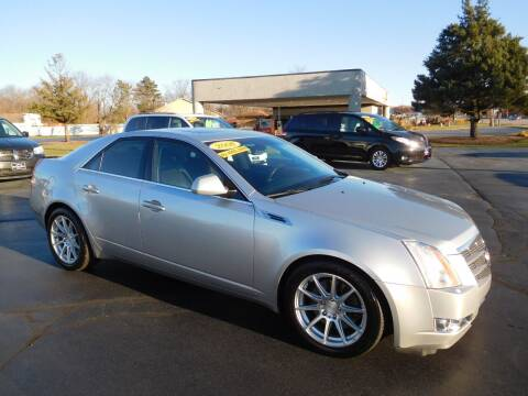 2008 Cadillac CTS for sale at North State Motors in Belvidere IL