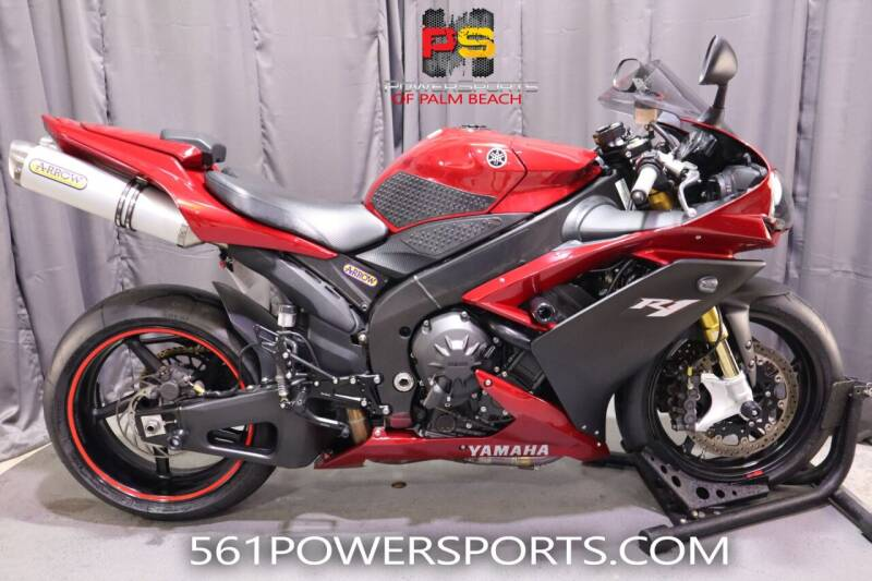 2007 Yamaha YZF-R1 for sale at Powersports of Palm Beach in Hollywood FL