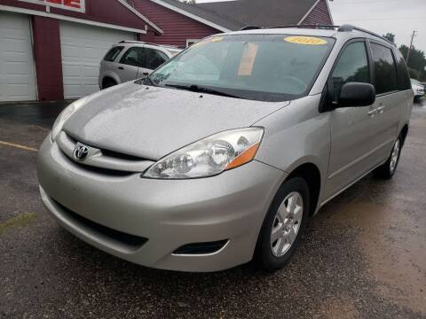 2010 Toyota Sienna for sale at Hwy 13 Motors in Wisconsin Dells WI