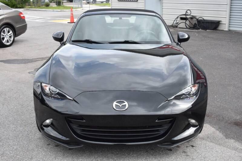 2017 Mazda MX-5 Miata for sale at Mix Autos in Orlando FL