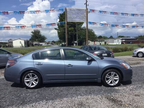 2012 Nissan Altima for sale at Affordable Autos II in Houma LA