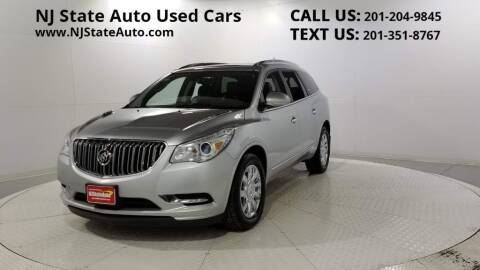 2014 Buick Enclave for sale at NJ State Auto Auction in Jersey City NJ