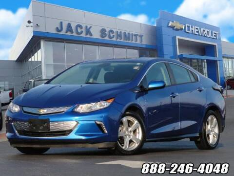 2017 Chevrolet Volt for sale at Jack Schmitt Chevrolet Wood River in Wood River IL