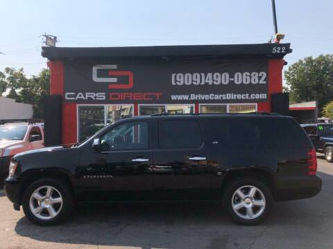 2008 Chevrolet Suburban for sale at Cars Direct in Ontario CA