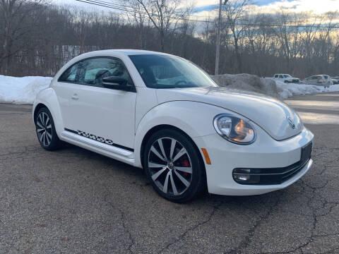 2012 Volkswagen Beetle for sale at George Strus Motors Inc. in Newfoundland NJ