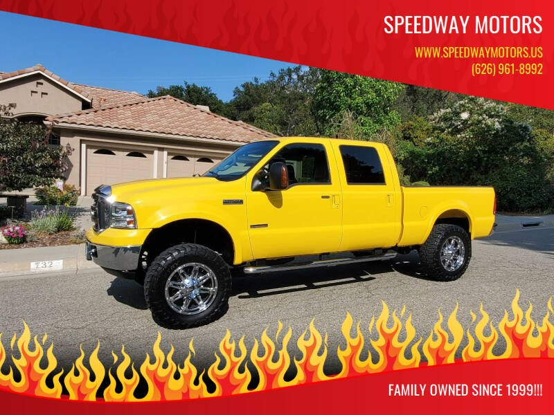 2005 Ford F-250 Super Duty for sale at Speedway Motors in Glendora CA