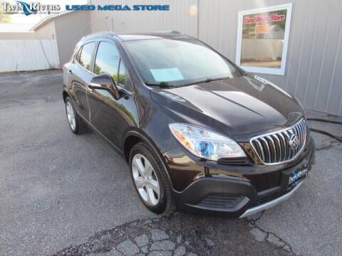 2016 Buick Encore for sale at TWIN RIVERS CHRYSLER JEEP DODGE RAM in Beatrice NE