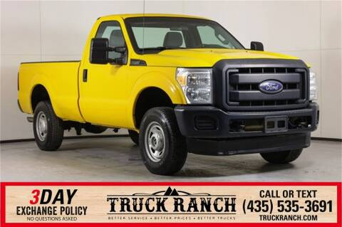 2014 Ford F-250 Super Duty for sale at Truck Ranch in Logan UT
