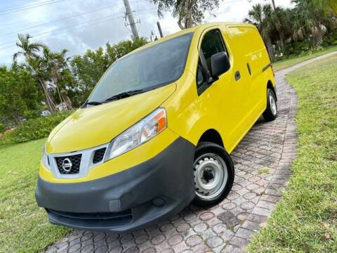 2014 Nissan NV200 for sale at Citywide Auto Group LLC in Pompano Beach FL