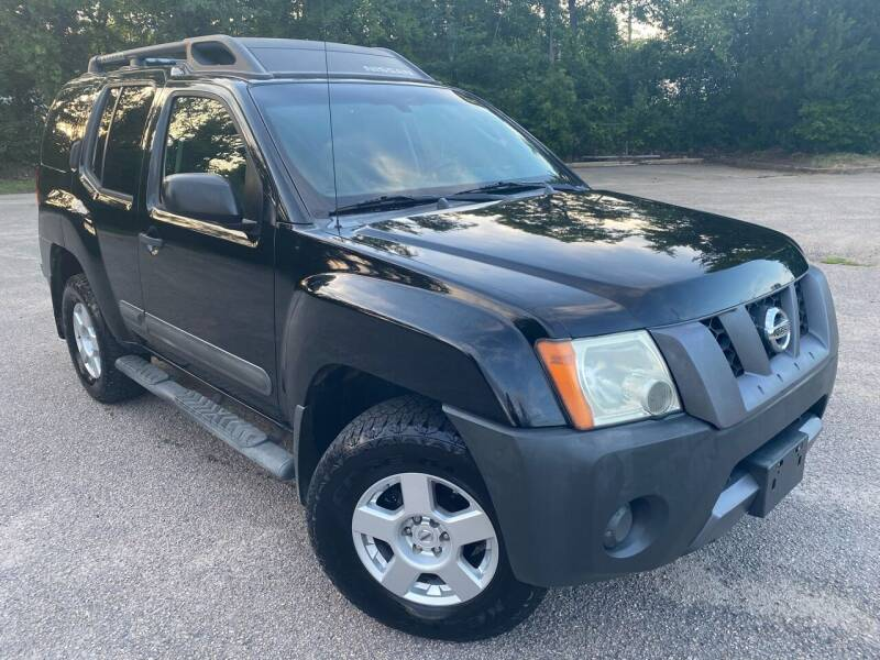 2006 Nissan Xterra for sale at The Auto Depot in Raleigh NC