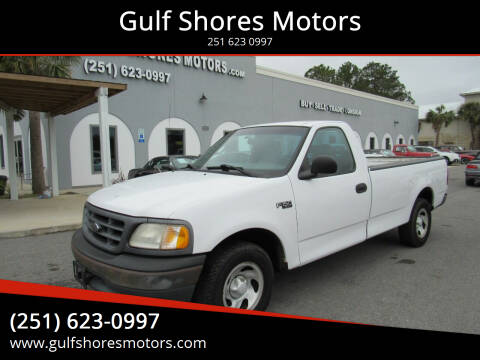 2001 Ford F-150 for sale at Gulf Shores Motors in Gulf Shores AL