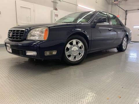 2005 Cadillac DeVille for sale at TOWNE AUTO BROKERS in Virginia Beach VA