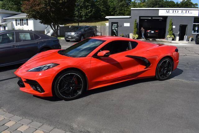 2021 Chevrolet Corvette for sale at AUTO ETC. in Hanover MA