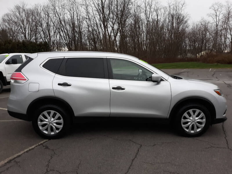 2016 Nissan Rogue for sale at Feduke Auto Outlet in Vestal NY