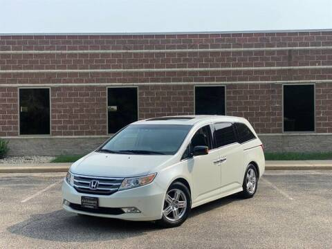 2013 Honda Odyssey for sale at A To Z Autosports LLC in Madison WI