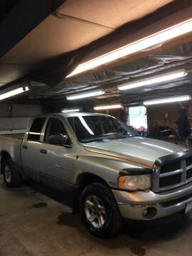 2005 Dodge Ram Pickup 1500 for sale at Lavictoire Auto Sales in West Rutland VT