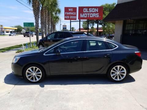 2015 Buick Verano for sale at Olson Motors LLC in Saint Augustine FL