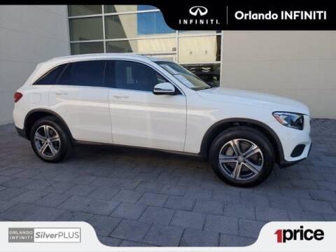 2016 Mercedes-Benz GLC for sale at Orlando Infiniti in Orlando FL