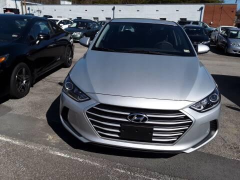 2018 Hyundai Elantra for sale at Auto Villa in Danville VA