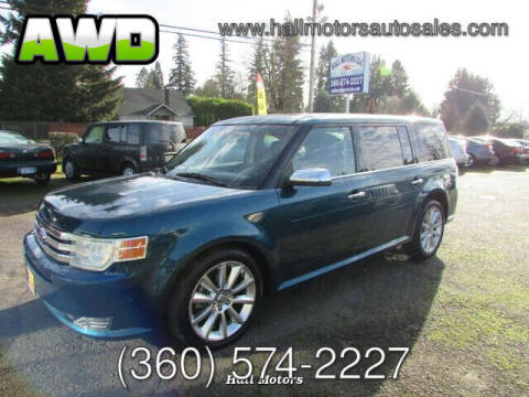 2011 Ford Flex for sale at Hall Motors LLC in Vancouver WA