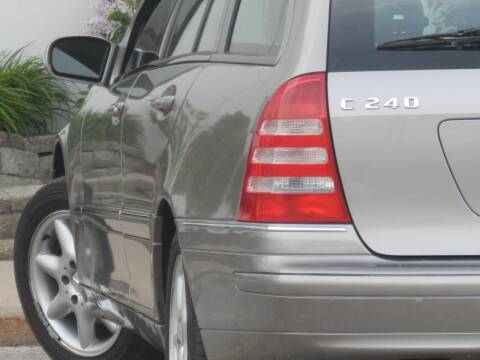 2003 Mercedes-Benz C-Class for sale at Moto Zone Inc in Melrose Park IL