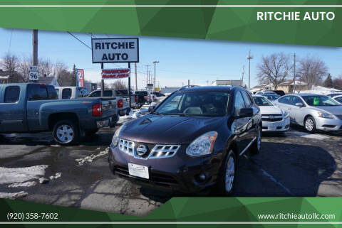 2013 Nissan Rogue for sale at Ritchie Auto in Appleton WI