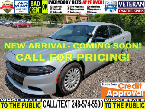 2016 Dodge Charger for sale at North Oakland Motors in Waterford MI