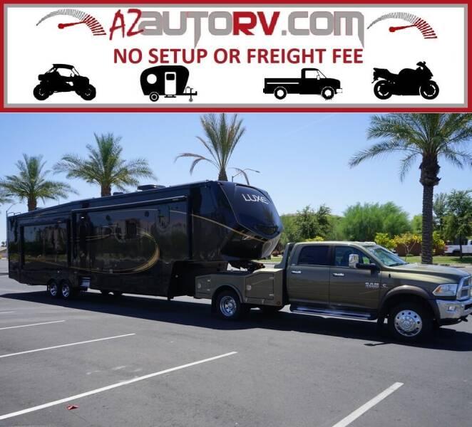 2016 AUGUSTA LUXE for sale at AZautorv.com in Mesa AZ
